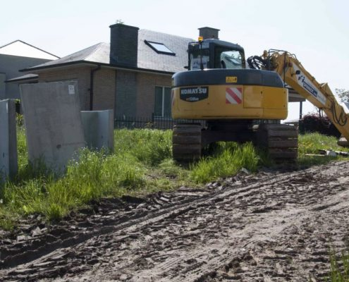 Spinnoy grondwerken afbraakwerken