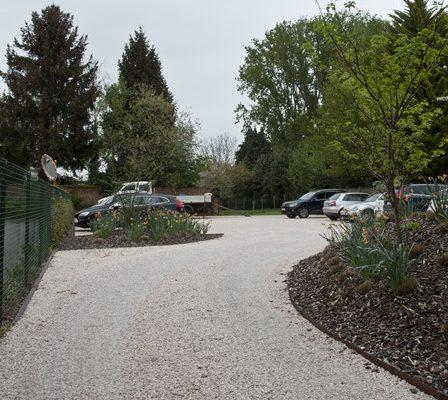 Spinnoy BVBA aanleg parking